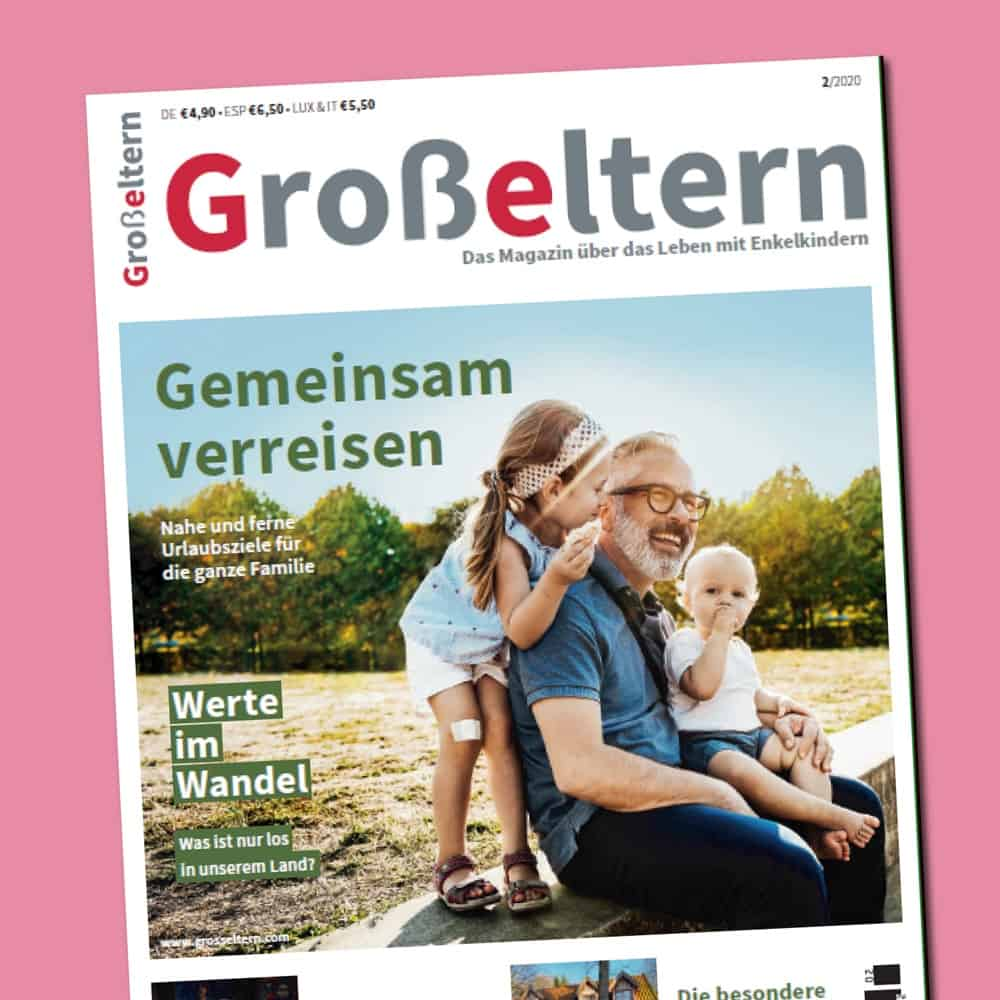 Lend-Grand - Magazin Großeltern