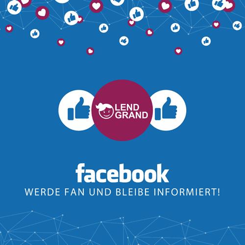 Lend-Grand auf Facebook