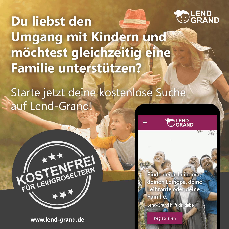 Du liebst den Umgang mit Kindern und möchtest gleichzeitig eine Familie unterstützen?