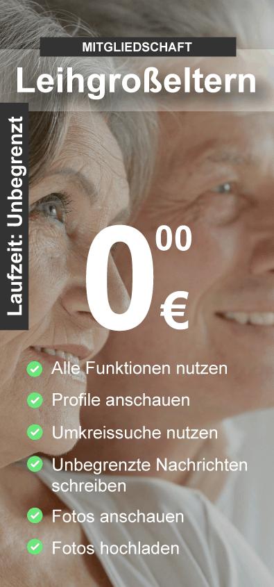 Lend-Grand - Leihgroßeltern - Mitgliedschaft kostenlos