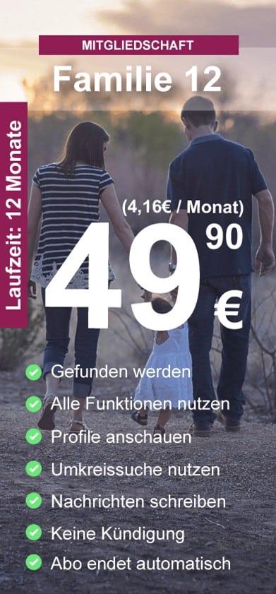 Familien Abo 3 Monate
